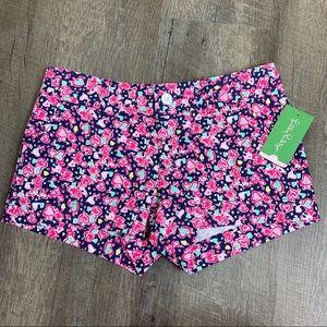 Lilly Pulitzer Candy Hearts Walsh Shorts